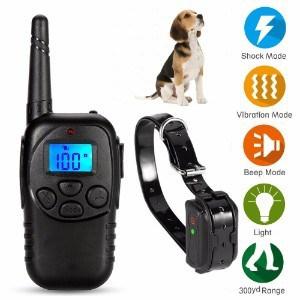 SunJet Shock Collar for Dogs