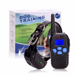 TrainPark Dog Training Shock Collar with Remote