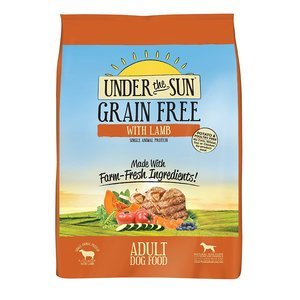 Under The Sun Grain Free Dog Food