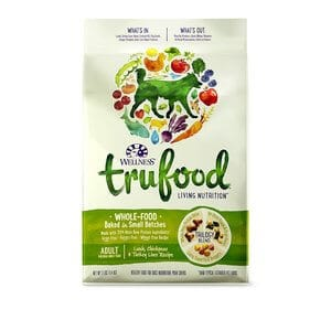 The best dog foods for allergies 2018 limited ingredient grain wellness trufood baked blends natural grain free dry dog food sciox Gallery