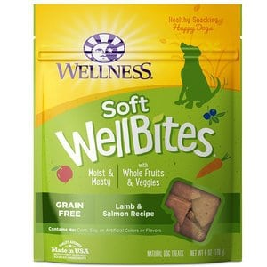 Wellness Natural WellBites Soft Dog Treats