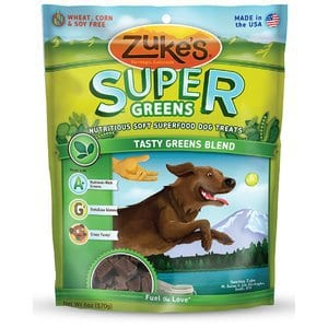 Zuke's Super Blend Superfood Dog Treats