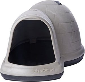 Petmate Indigo Dog House with Microban