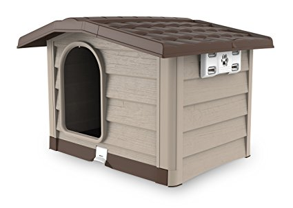Dog House Bungalow by Bama Pet