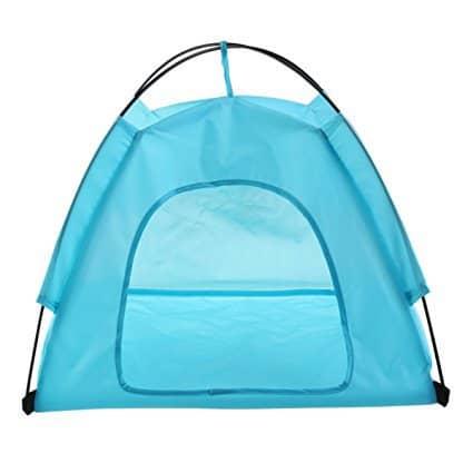 Tinksky Portable Folding Large Dog House Tent