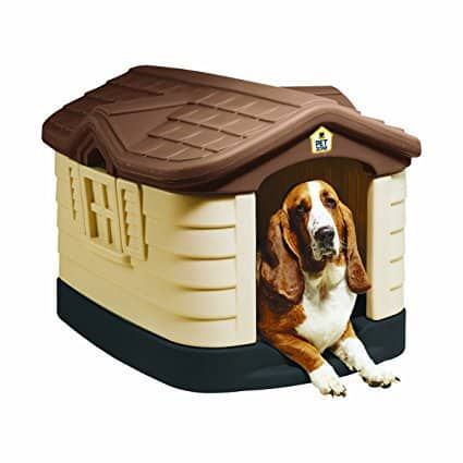 The Best Outdoor Dog Houses 2018 Luxury Weatherproof More