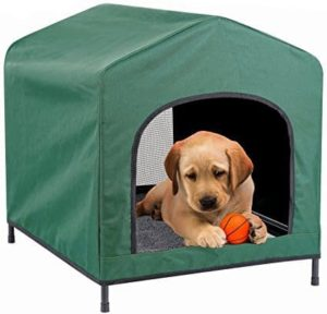 Kleeger Premium Canopy Pet House Retreat