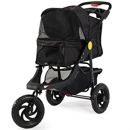 Fur Family Deluxe Pet Stroller