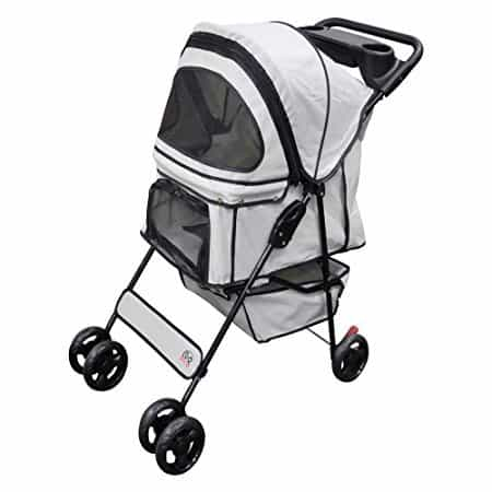 Go Pet Club Pet Stroller