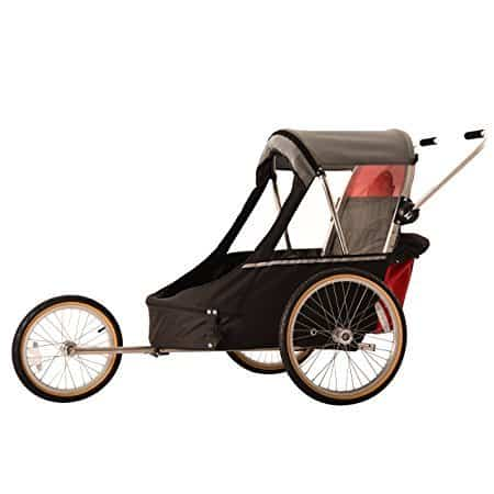 Wike Large Wagalong Pet Trailer + Stroller
