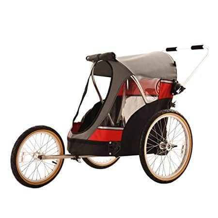 Wike Wagalong Pet Trailer + Stroller