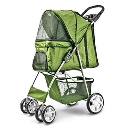 Flexzion Pet Stroller