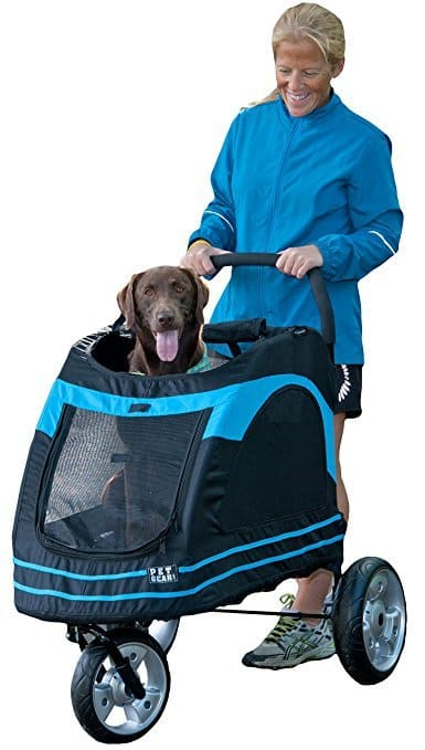 Pet Gear Roadster Pet Stroller for Cats and Dogs