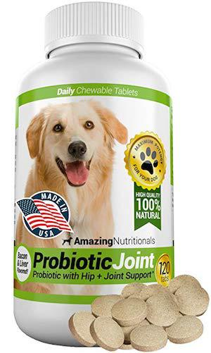 Amazing Nutritionals Probiotics