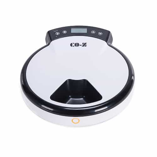 CO-Z Automatic Pet Feeder for Dry & Semi-Wet Food