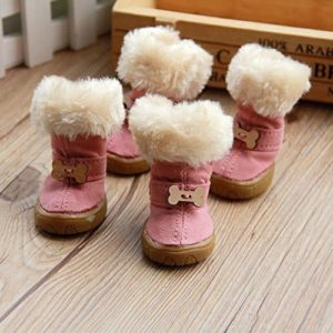 Colorfulhouse Nonslip Winter Dog Snow Boots