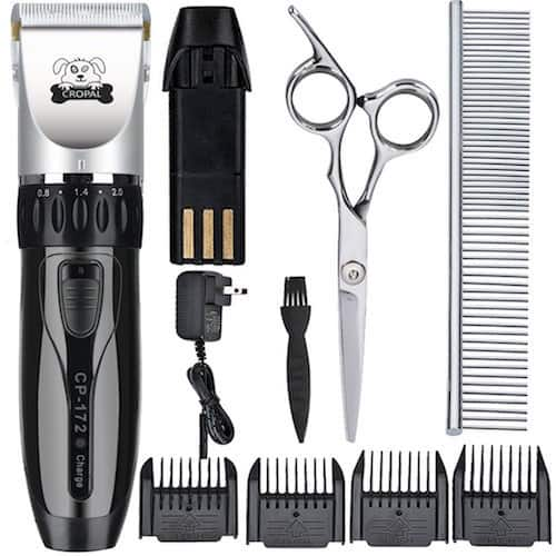 Cropal Pet Grooming Clippers with High Capacity Li-Battery