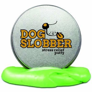 Gears Out Dog Slobber Stress Relief Putty