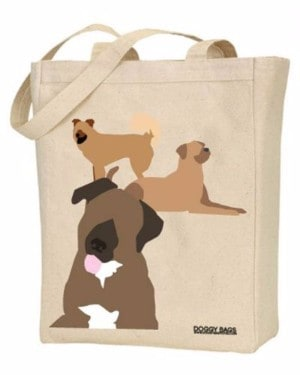 Doggy Bag Totes Doggy Bags Rescue Tote Bag