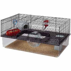 Ferplast Hamster Cage 2-Floor Structure
