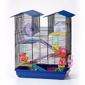 Flyline House Design Hamster Cage