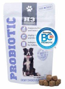 H3 Essentials – Probiotics for Dogs