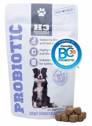 H3 Essentials – Probiotics for Dogs