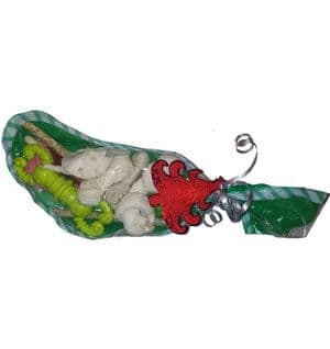 HDP - Holiday Stocking Pack 11pieces Small Dog