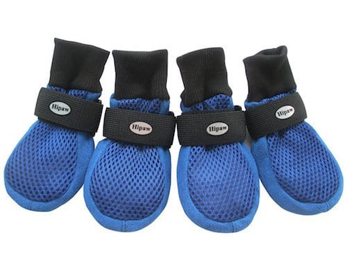 HiPaw Breathable Dual Mesh Soft Sole Dog Boots