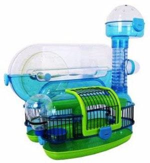 JW Pet Company Petville Habitats Roll-A-Coaster Small Animal Habitat