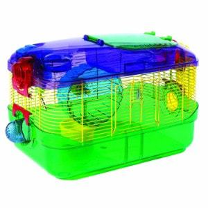 Kaytee Interpet Limited Superpet Crittertrail One Small Pet Cage