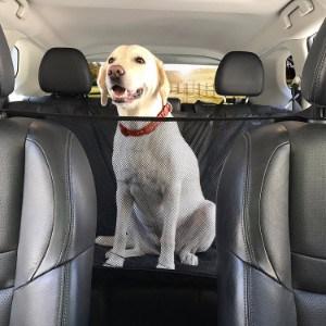 Kululu Design Premium Dog Car Seat Cover Hammock Style