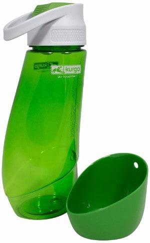 Kurgo Gourd(TM) Travel Dog Water Bottle & Dog Water Dispenser