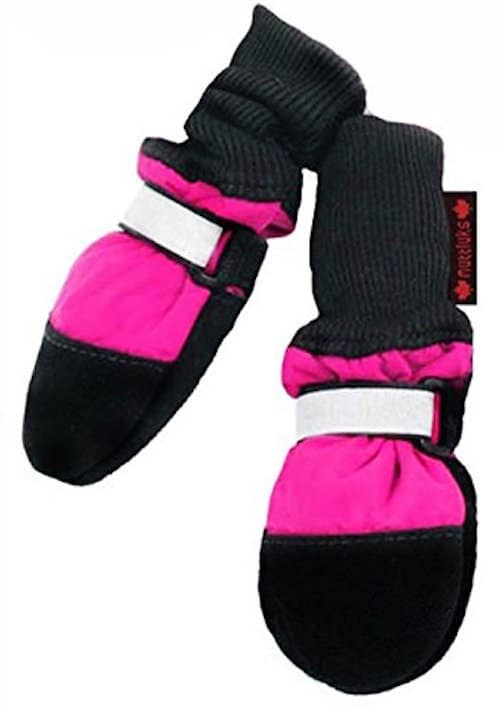 Muttluks Reflective Fleece-Lined Dog Boots