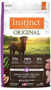 Nature's Variety Instinct Original Grain Free Recipe Natural Dry Dog Food