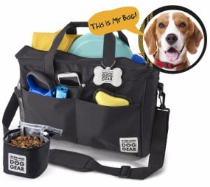Overland Dog Gear Dog Travel Bag