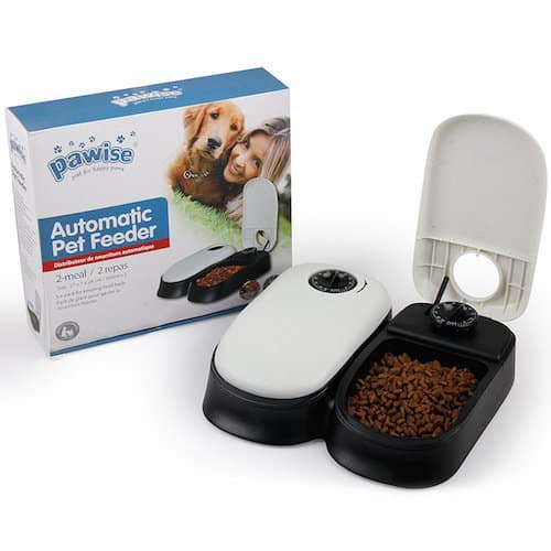 dogs puppy dispenser large for pet bowl drinker automatic feeder dog cat water food