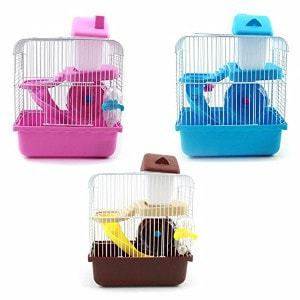 TOOGOO(R) Hamster Cage