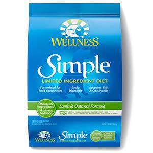 Wellness Simple Natural Limited Ingredient Dry Dog Food