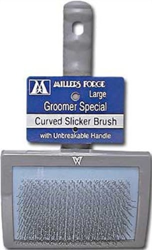 Millers Forge Unbreakable Pet Slicker Brush
