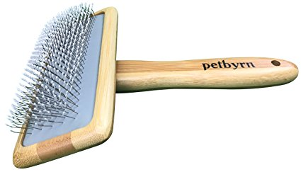 Petbyrn Slicker Dog Cat Grooming Brush