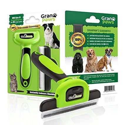 GranPaws Pet Grooming Supplies Deshedding Tool