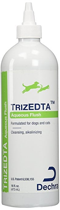 Dechra TrizEDTA Aqueous Flush for Dogs