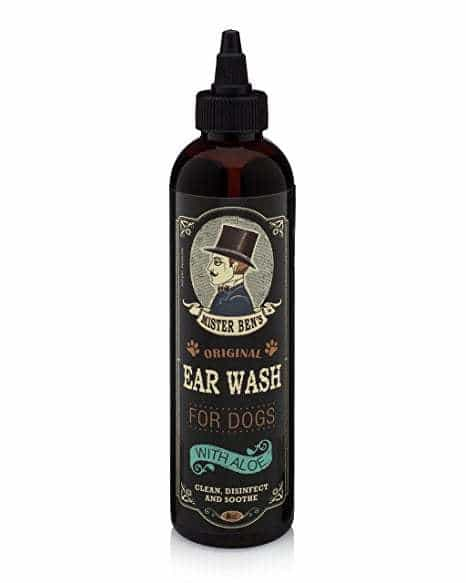 Mister Ben's Most Effective Dog Ear Wash