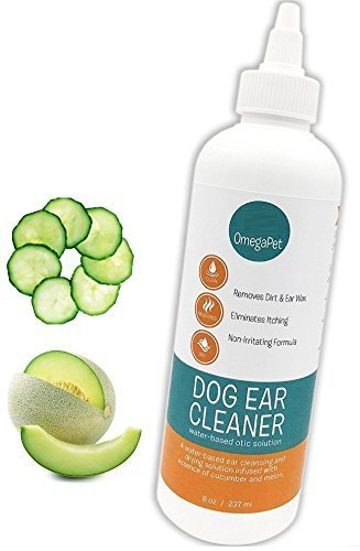 OmegaPet Dog Ear Cleaner