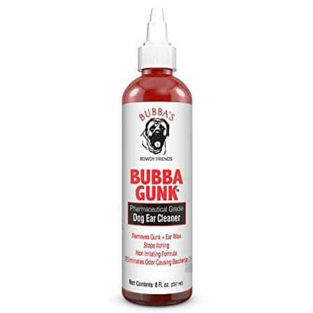 Bubbas Dog Ear Cleaner