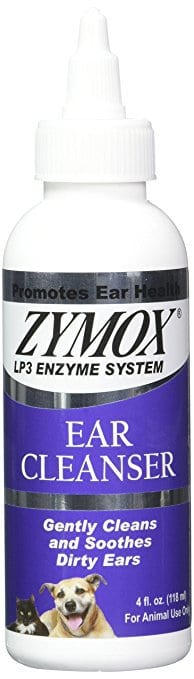 Zymox Ear Cleanser With Bio-Active Enzymes