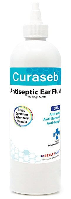 Curaseb | #1 Dog Ear Infection Treatment