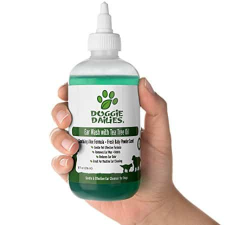 Doggie Dailies Pet Ear Cleaner