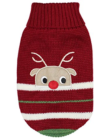 Parisian Pet Holiday Dog Sweater